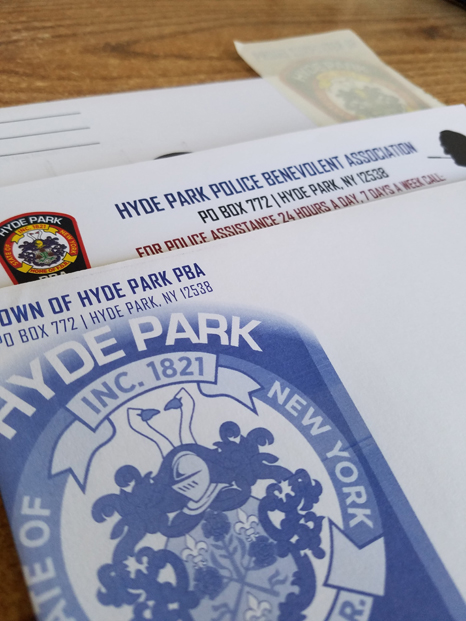 Hyde Park PBA appeal mailing