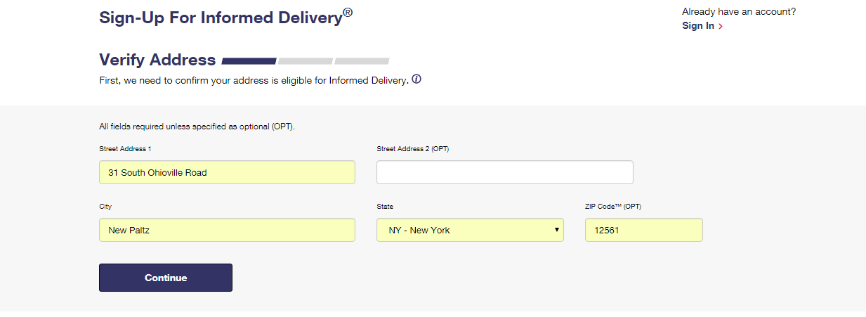 Informed Delivery by USPS - What is it? How does it work